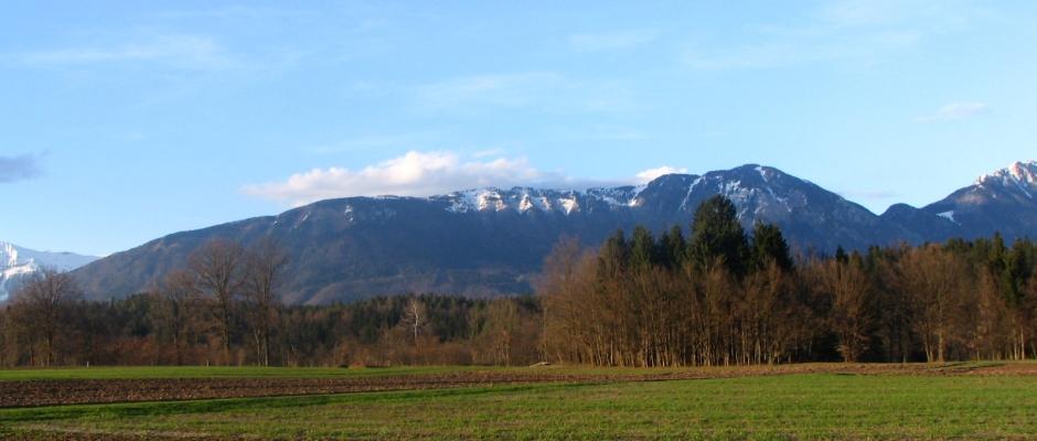 Kriška gora z Nacovce